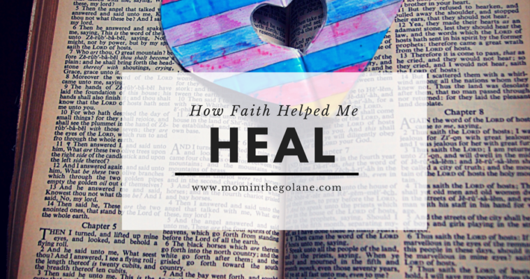 How Faith Helped Me Heal