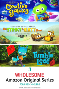 3 Wholesome & Educational Amazon Original Series for Preschoolers