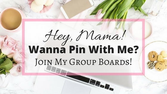 Request to Join My Pinterest Group Boards!