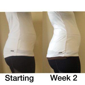 Diastasis Recti Week To Week Progression
