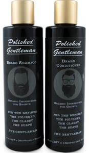 Polished Gentleman Beard Shampoo and Conditioner