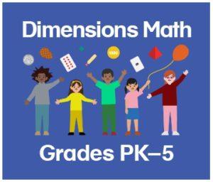 Dimensions Math PK-5 Dimensions Math, Singapore Math, Homeschool Math