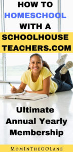 SchoolhouseTeachers.com, Online Classes, Online Electives, Elementary Homeschool Courses, Middle School Homeschool Courses, High School Homeschool Courses, Homeschool Parent Support, Rightnow Media, World Book Homeschool Planners