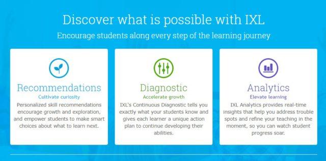 Adaptive Learning, Personalized Learning, Math, Language Arts #hsreviews #ixl #iloveixl