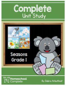 Complete Homeschool Curriculum, Homeschool Complete Curriculum, Homeschool Complete Unit Studies, Complete Unit Studies
