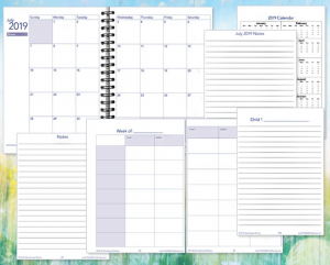 Hey, Mama! Homeschool Planner