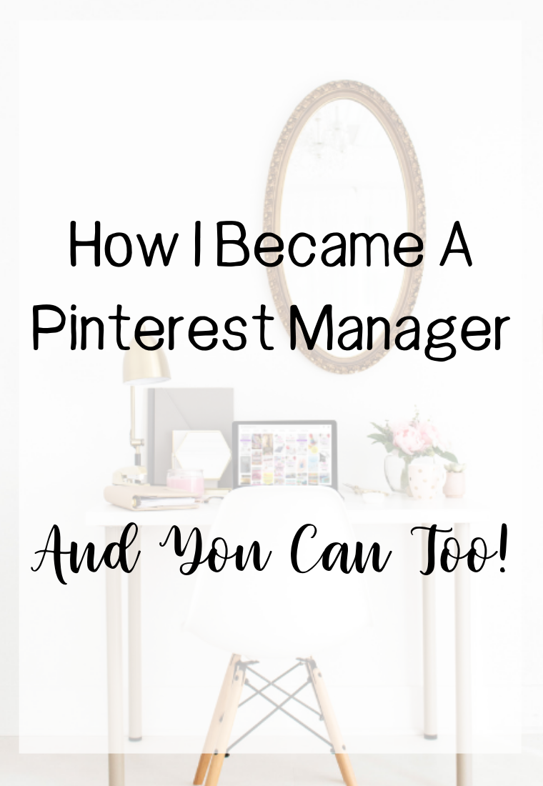 pinterest manager, pinterest management, work from home