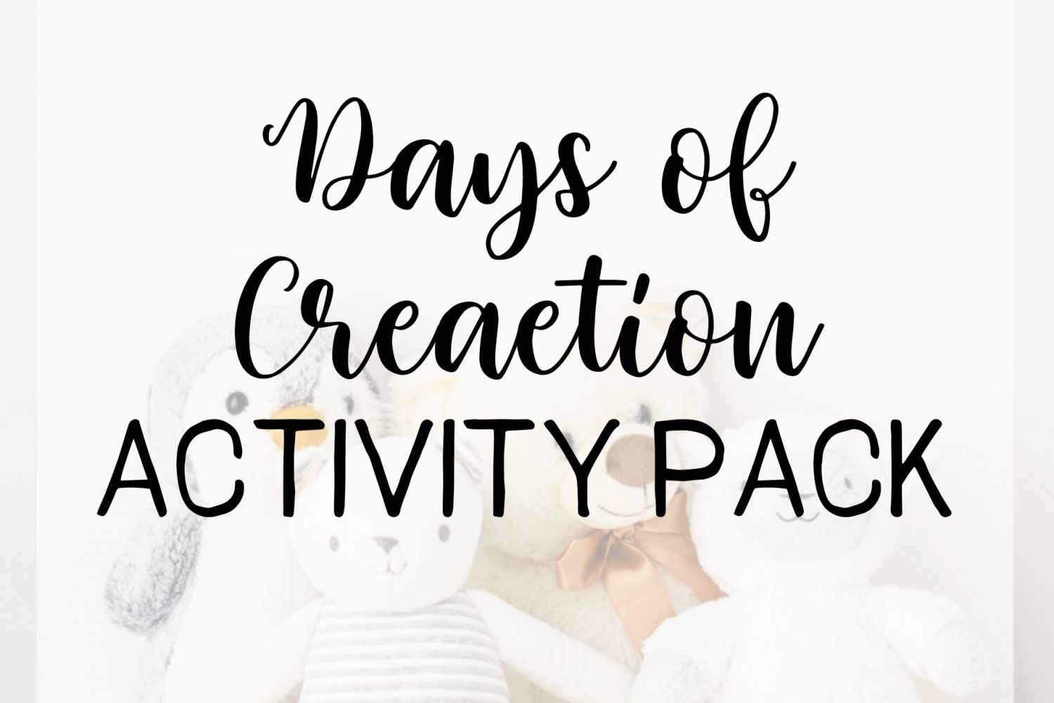 Days of creation Featured Image