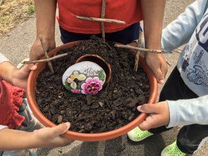 kids resurrection garden