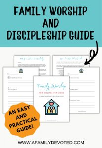Family Worship Guide Featured Image